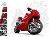 3 Greseli pe care nu ar trebui sa le faci atunci  cand alegi piese pentru motocicleta