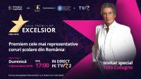 Gala Premiilor EXCELSIOR - în direct pe TVR 2, duminică, 9 decembrie 2018