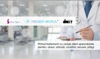Primul tratament cu celule stem specializate se lanseaza in Romania