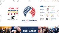 Evenimentul  internațional BACK 2 BUSINESS  revine în București cu cea de-a treia ediție