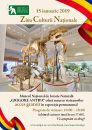 Ziua Culturii Naționale la Muzeul Antipa