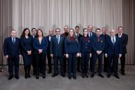 Echipa Concierge a Clubului Rezidenţial Stejarii a fost premiată prin acordarea Cheilor de aur România ''Les Clefs d'Or''