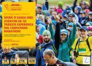 DHL Carpathian Marathon oferă șansa unei aventuri de 10, la ediția aniversară cu numărul 10!