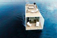 Guardian Glass a furnizat sticla pentru Punta de Mar, o unitate de cazare plutitoare, unică, din Spania