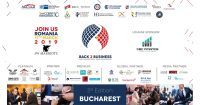 Evenimentul BACK 2 BUSINESS 3rd edition Bucharest a strâns 400  dintre cei mai importanți lideri de business