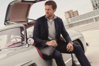 Tommy Hilfiger lansează prima colecție capsulă pentru bărbați TommyXMercedes-Benz