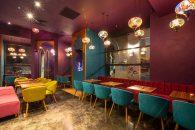 Ganesha Caffe Victoriei, o cafenea orientală care încurajează socializarea