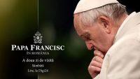 Urmărește la Digi 24 călătoria apostolică a Papei Francisc în România
