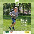 Joacă rugby în echipa naturii!