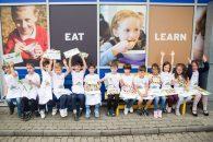 LEROY MERLIN sărbătorește Luna Copiilor  printr-o serie de ateliere creative