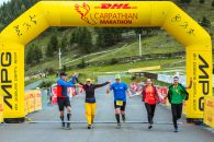 Ediția 10 DHL Carpathian Marathon powered by MPG este SOLD OUT!