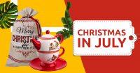 Vivre.ro sărbătorește Crăciunul și în iulie