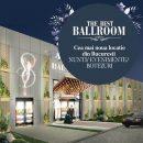 The Best Ballroom – Cea mai noua locatie de nunti, botezuri, evenimente din Bucuresti