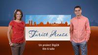 """""""Turist acasă"""", aici, în România! Caravana Digi24 pornește la drum!"""