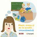 Bonami și ACSIS lansează campania #mamedenota10