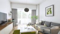 Pentru o viaţă nouă, un apartament cu 3 camere nou. În Constanţa