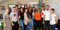 Junior Achievement România a dat startul trainingurilor în cadrul proiectului NEETs in Entrepreneurship