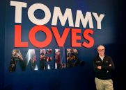 Tommy Hilfiger a cucerit Emporium Melbourne Mall cu o instalatie pop-up art