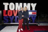 Tommy Hilfiger celebreaza prima sa vizita in Australia