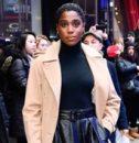 Lashana Lynch poarta TommyXZendaya la  Good Morning America