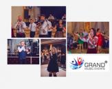 Grand Music Events asigura buna dispozitie si muzica live la nunta ta
