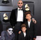 Swizz Beatz și Cozz au purtat TOMMY HILFIGER în cadrul celei de-a 62-a ediție a Premiilor Grammy
