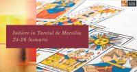 Inițiere în simbolistica Tarotului de Marsilia - Metoda Referențialului Arhetipurilor Personale