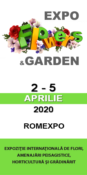 Romexpo - Expo Flowers