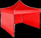 Ce au în comun corturile Expodom roșii de 3x3m și Ziua Îndrăgostiților?