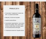 Vinul Primus 2014 @Crama Rotenberg - premiat la TasteVin 2020