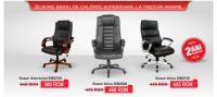 Ergonomia scaunului de birou de la scaune-ieftine.ro