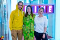Roxen, reprezentanta României la Eurovision, va cânta joi la concertul Pro FM Super Girl