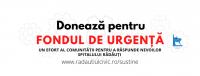 Pentru toți bucovinenii din țară și din străinătate: fiecare donație pentru Rădăuți este o șansă pentru siguranța celor de acasă