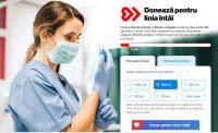 România trece prin cea mai amplă campanie de donații de până acum