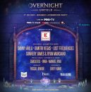 Overnight, cel mai impresionant party de 1 Mai, în parteneriat cu Vlad Cazino
