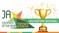 Competiția JA Compania Anului 2020 și-a desemnat afacerile pilot câștigătoare