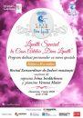 """COMUNICAT DE PRESĂ LIPATTI SPECIAL - Ediţia a II-a ONLINE Program dedicat persoanele cu nevoi speciale, la Casa Artelor """"Dinu Lipatti"""""""