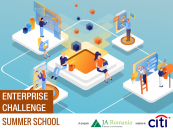 Elevi și studenți din România propun soluții inovatoare pentru asigurarea accesului egal la educație pentru tinerii din România și pentru reducerea decalajului digital