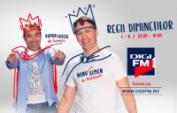 Ramon Cotizo și Nono Semen preiau ștafeta matinalului Digi FM de vacanță
