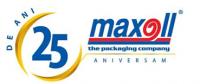 Maxoll îţi prezintă maşina de ambalat semi-automată cu folie stretch Masterplat Plus FRD și PGS