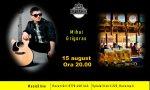 15 august: Muzica live pe terasa Hop Garden, cu Mihai Grigoras