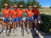 Team Novak, echipa cu trei cicliști paralimpici în plutonul profesionist de la Turul Ungariei