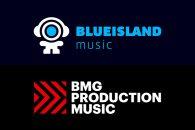 Blue Island Music semnează un parteneriat de exclusivitate cu BMG Production Music în România