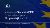 Fonduri europene nerambursabile de 105 milioane euro puse la dispoziția IMM-urilor pentru achiziția de soluții software de business
