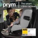 Scaunul auto PRYM de la Nuna, rezultate de exceptie la testarea ADAC din Octombrie 2020