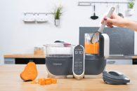 Robotul de bucatarie Nutribaby de la Babymoov, un aliat de nadejde in etapa diversificarii