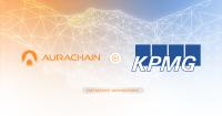 Aurachain anunță parteneriatul cu KPMG, lider în transformare digitală
