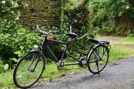 Escapada la Mogosoaia cu bicicleta tandem