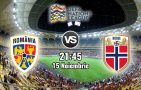 Pariuri România - Norvegia: Trei ponturi de încercat pentru meciul din Liga Națiunilor