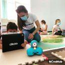 Învățare distractivă cu roboți – noul trend în cursurile de programare pentru copii